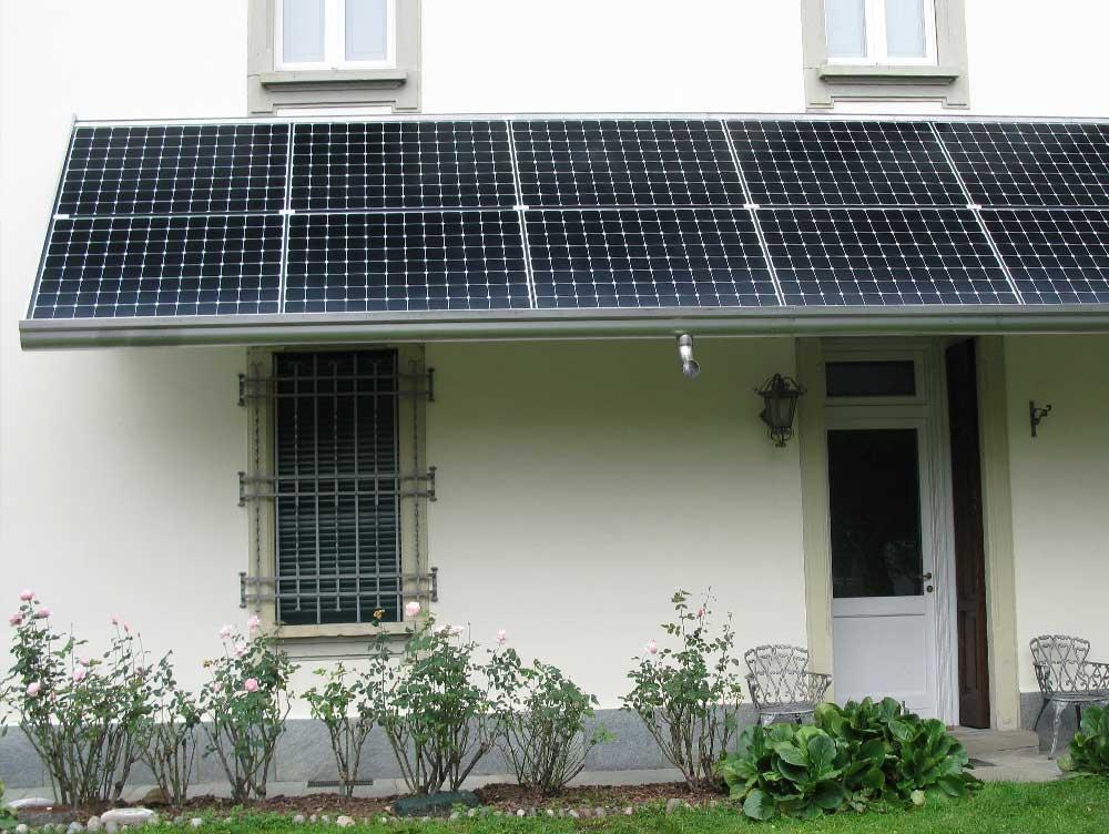 Impianto fotovoltaico Privati