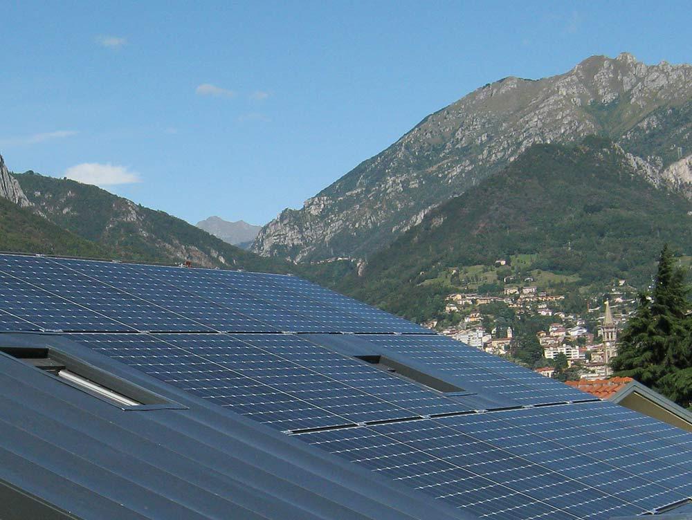 Installazione di un Impianto fotovoltaico