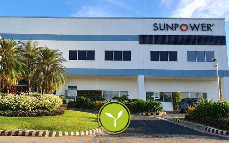 Edificio SunPower nelle Filippine certificato LEED